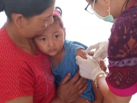 Imunisasi MR (Measles dan Rubella)